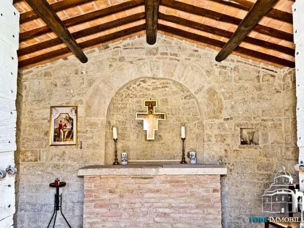 Rustico/Casale in vendita a Todi, Con giardino, 200 mq - Foto 8