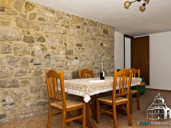 Rustico/Casale in vendita a Todi, Con giardino, 200 mq - Foto 4