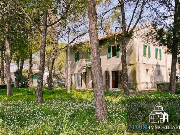Casa indipendente in vendita a Todi, Todi - Frazione, Con giardino, 240 mq