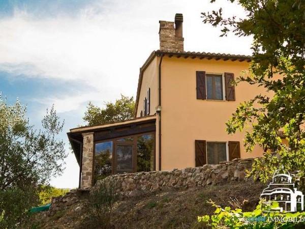 Villa in vendita a Montecchio, Con giardino, 235 mq - Foto 12