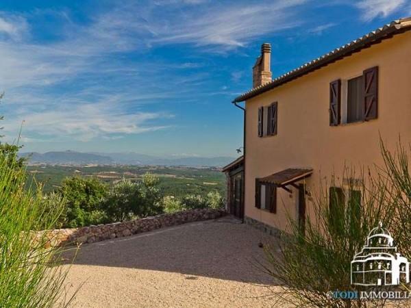 Villa in vendita a Montecchio, Con giardino, 235 mq - Foto 1