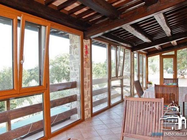 Villa in vendita a Montecchio, Con giardino, 235 mq - Foto 9