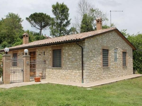 Rustico/Casale in vendita a Todi, Todi - Frazione, Con giardino, 120 mq - Foto 3