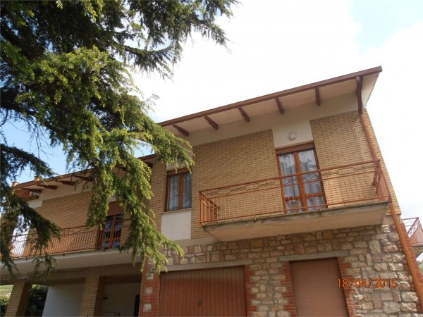 Villa in vendita a Perugia, Canneto, Con giardino, 300 mq - Foto 3