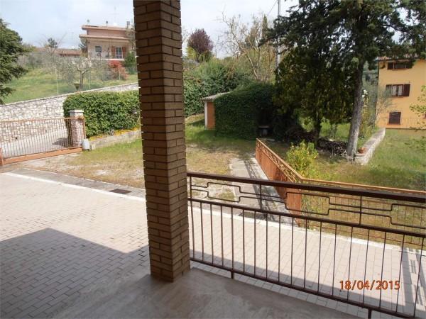 Villa in vendita a Perugia, Canneto, Con giardino, 300 mq - Foto 11