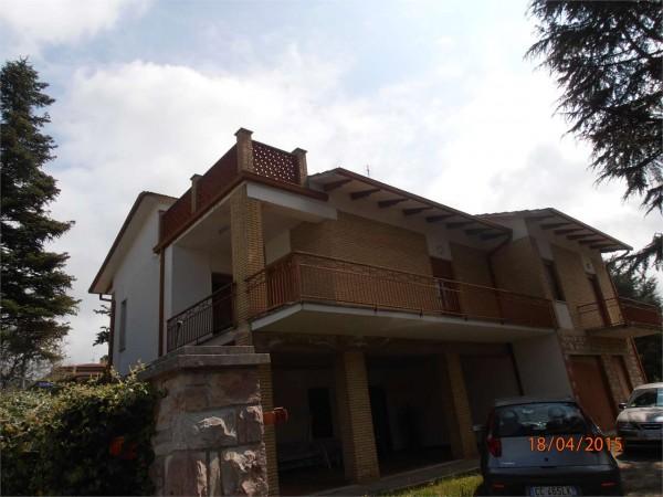 Villa in vendita a Perugia, Canneto, Con giardino, 300 mq - Foto 8