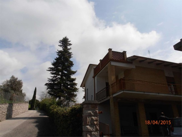 Villa in vendita a Perugia, Canneto, Con giardino, 300 mq - Foto 4