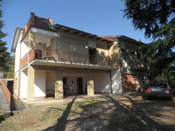 Villa in vendita a Perugia, Cenerente, Con giardino, 280 mq