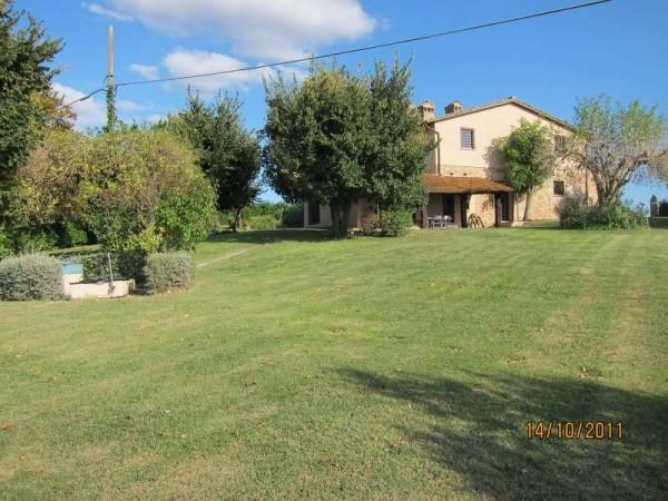 Rustico/Casale in vendita a Perugia, San Martino In Colle, Con giardino, 491 mq