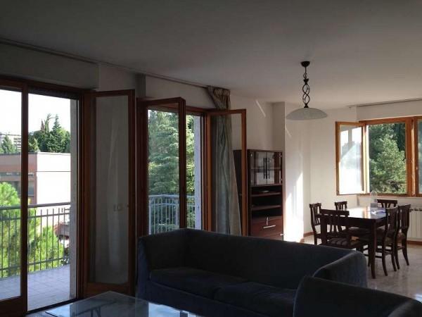 Appartamento in vendita a Perugia, Stazione, 115 mq - Foto 1