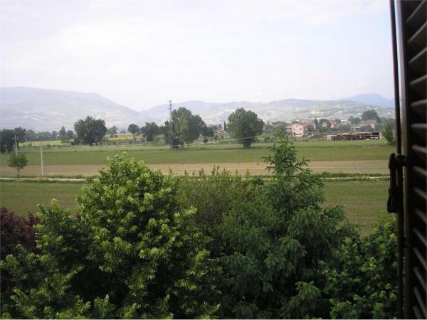 Villa in vendita a Foligno, Con giardino, 220 mq - Foto 9