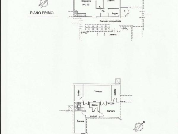 Appartamento in vendita a Torgiano, 140 mq - Foto 2