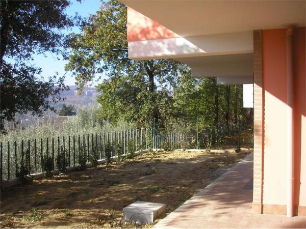Villa in vendita a Perugia, Ponte Rio, Con giardino, 90 mq