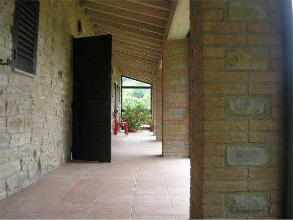 Appartamento in vendita a Assisi, Porziano, Con giardino, 340 mq - Foto 6