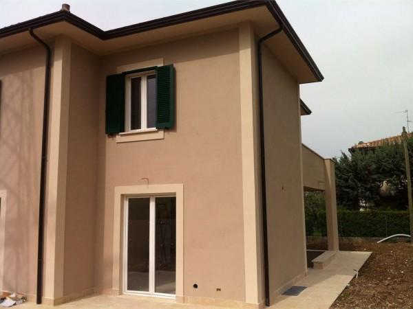 Villa in vendita a Foligno, Con giardino, 210 mq - Foto 4