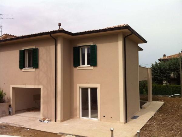 Villa in vendita a Foligno, Con giardino, 210 mq - Foto 3