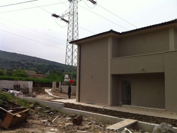 Villa in vendita a Foligno, Con giardino, 210 mq - Foto 5