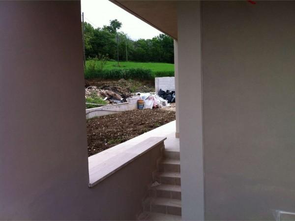Villa in vendita a Foligno, Con giardino, 210 mq - Foto 12