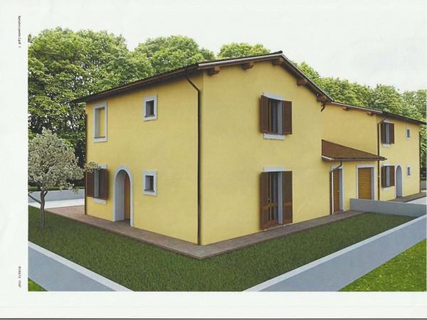 Villa in vendita a Bevagna, Con giardino, 150 mq - Foto 9