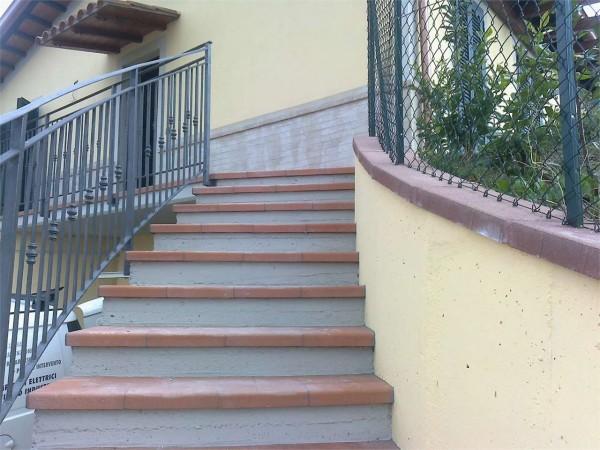 Villa in vendita a Perugia, San Martino In Colle, Con giardino, 148 mq
