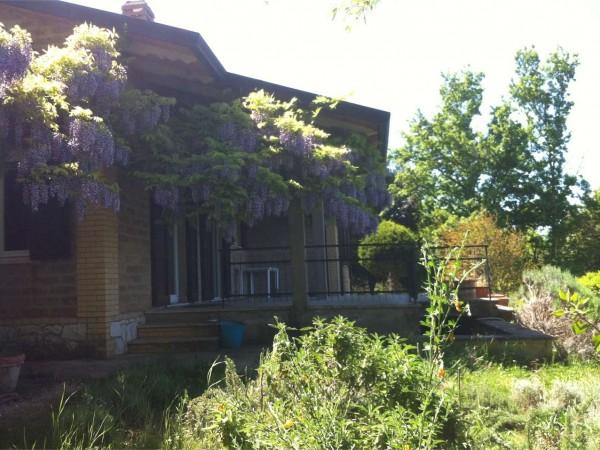 Villa in vendita a Bettona, Arredato, con giardino, 116 mq