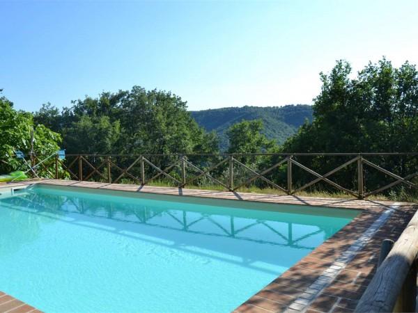 Villa in vendita a Bettona, Con giardino, 277 mq