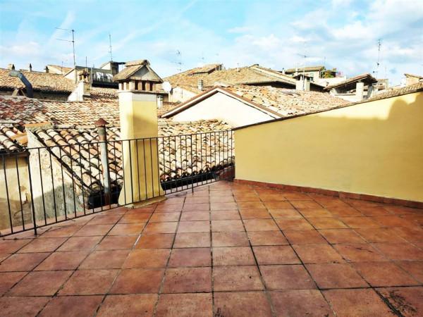 Casa indipendente in vendita a Città di Castello, Centro Storico, 102 mq - Foto 3