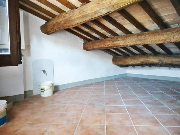 Casa indipendente in vendita a Città di Castello, Centro Storico, 102 mq - Foto 4