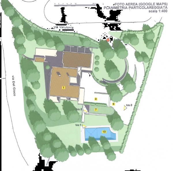 Villa in vendita a Perugia, Prepo, 500 mq - Foto 34
