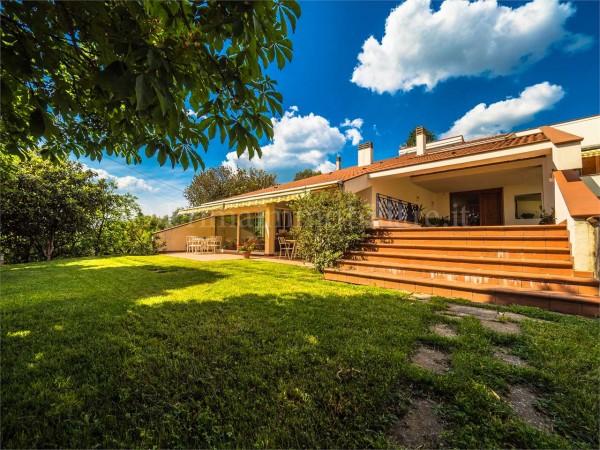Villa in vendita a Perugia, Prepo, 500 mq - Foto 1