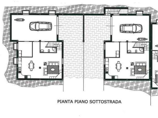 Villa in vendita a Perugia, Pila, Con giardino, 240 mq - Foto 4