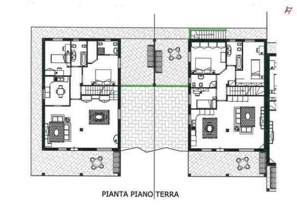 Villa in vendita a Perugia, Pila, Con giardino, 240 mq - Foto 3