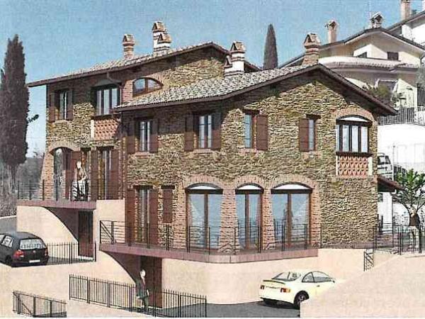 Villa In Vendita A Corciano Con Giardino 210 Mq Bc