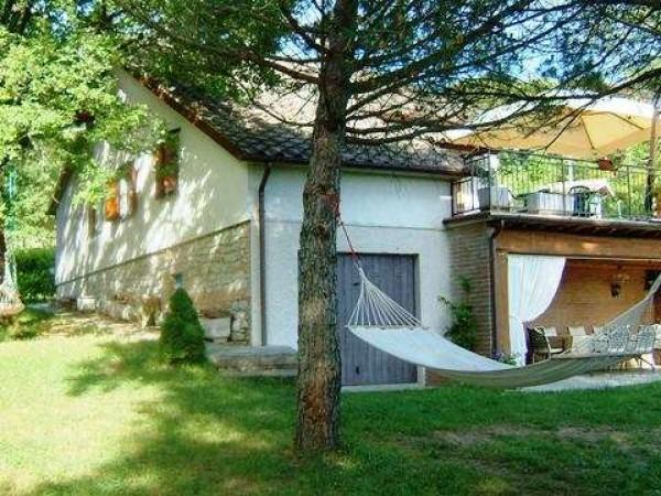 Villa in vendita a Passignano sul Trasimeno, Castel Rigone, Con giardino, 150 mq - Foto 1