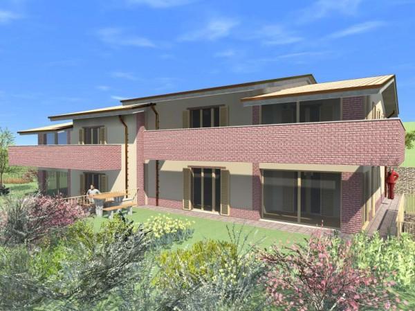 Appartamento in vendita a Corciano, Con giardino, 97 mq