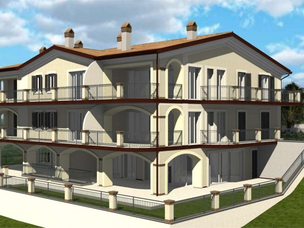 Appartamento in vendita a Corciano, San Mariano, Con giardino, 107 mq - Foto 2