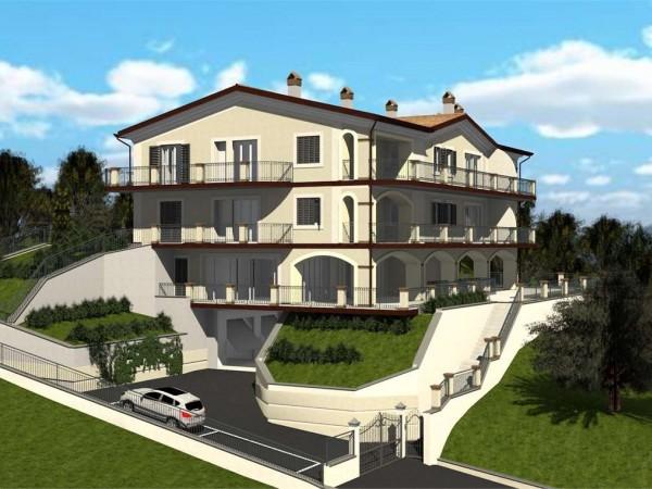Appartamento in vendita a Corciano, San Mariano, Con giardino, 107 mq - Foto 1