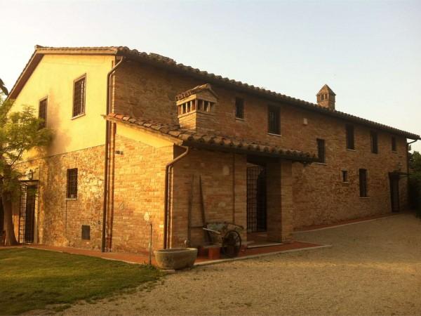 Rustico/Casale in vendita a Perugia, San Martino In Colle, Con giardino, 490 mq - Foto 19