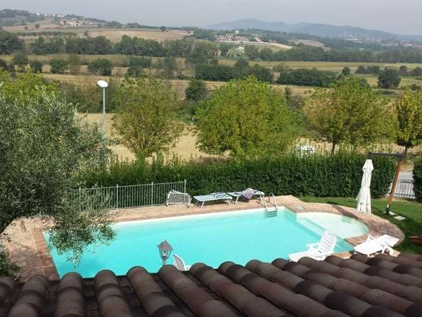 Villa in vendita a Perugia, San Martino In Colle, Con giardino, 320 mq - Foto 23