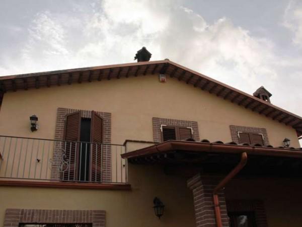 Villa in vendita a Perugia, San Martino In Colle, Con giardino, 320 mq - Foto 24