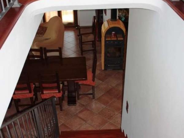 Villa in vendita a Perugia, San Martino In Colle, Con giardino, 320 mq - Foto 4