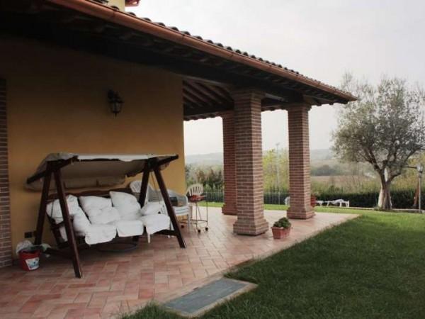Villa in vendita a Perugia, San Martino In Colle, Con giardino, 320 mq - Foto 33