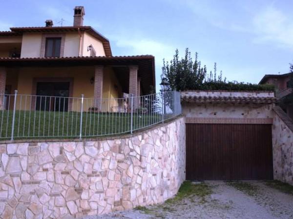 Villa in vendita a Perugia, San Martino In Colle, Con giardino, 320 mq - Foto 16