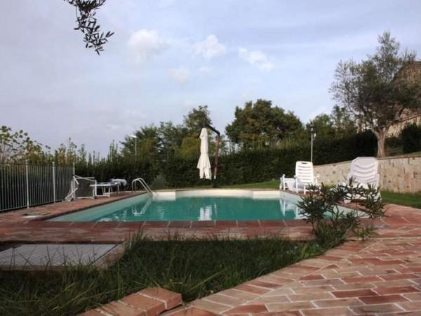 Villa in vendita a Perugia, San Martino In Colle, Con giardino, 320 mq - Foto 13