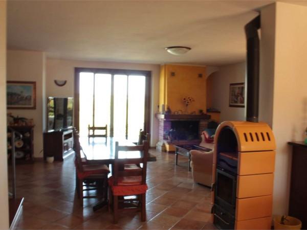 Villa in vendita a Perugia, San Martino In Colle, Con giardino, 320 mq - Foto 17