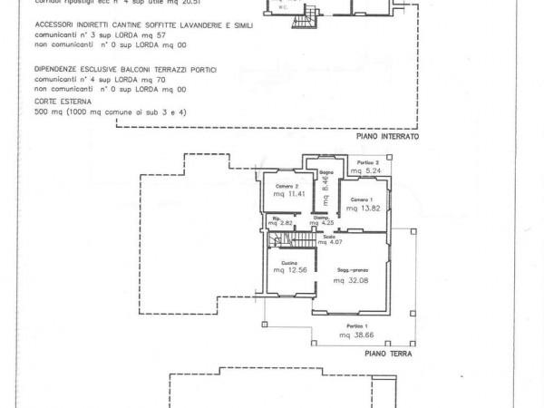 Villa in vendita a Perugia, San Martino In Colle, Con giardino, 320 mq - Foto 22