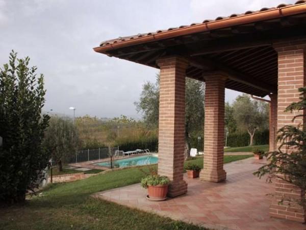 Villa in vendita a Perugia, San Martino In Colle, Con giardino, 320 mq - Foto 32