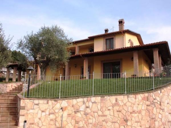 Villa in vendita a Perugia, San Martino In Colle, Con giardino, 320 mq - Foto 28