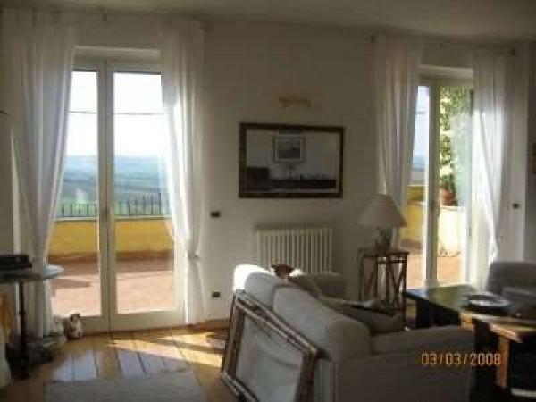 Villa in vendita a Marsciano, San Valentino Della Collina, Con giardino, 450 mq - Foto 2
