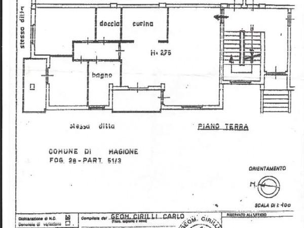 Appartamento in vendita a Magione, Con giardino, 90 mq - Foto 2